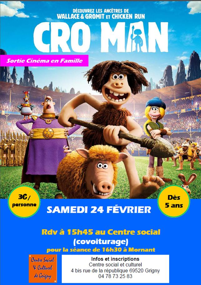 Sortie Cinéma / Familles