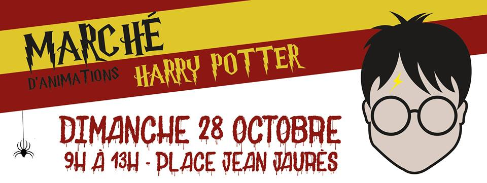 Marché Harry Potter