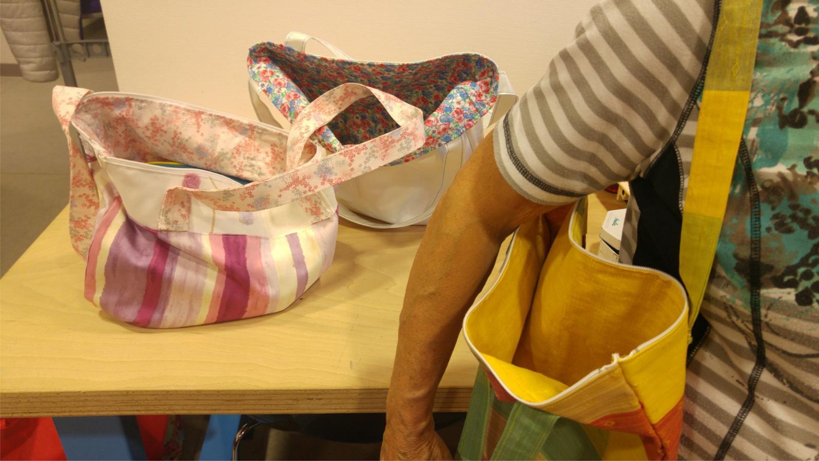 Couture / Sacs faits mains