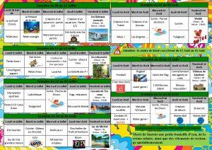 Réunion d'information / Séjours 4-12 ans