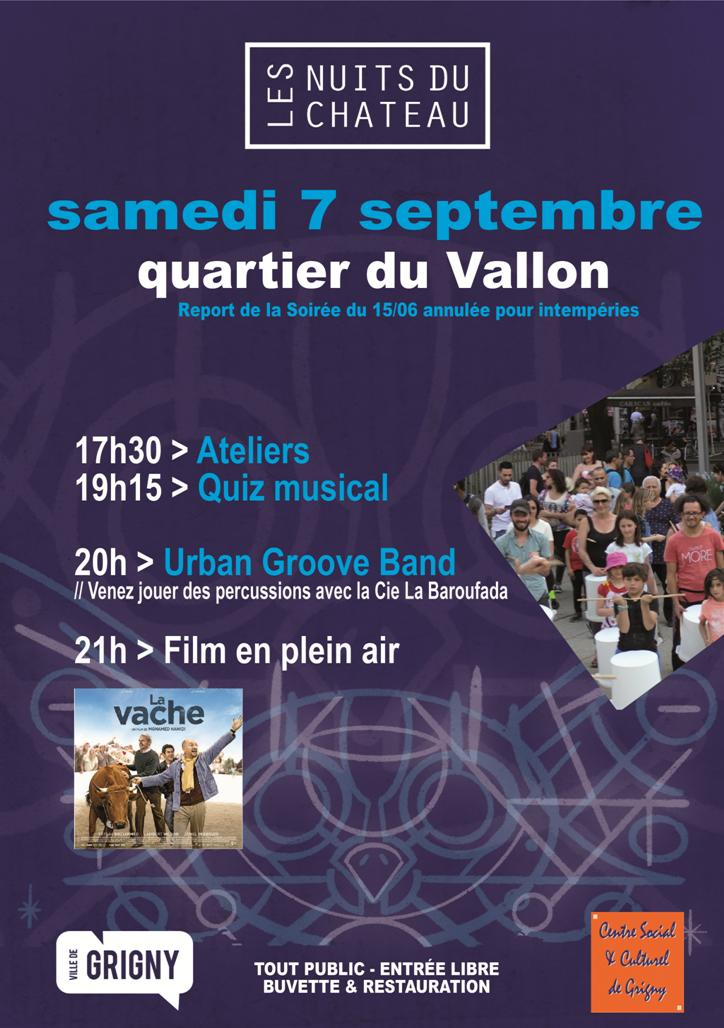 Fête du Vallon